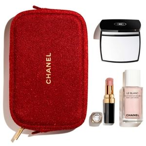Authentic Chanel Good to Glow Holiday LE 2020 Set
